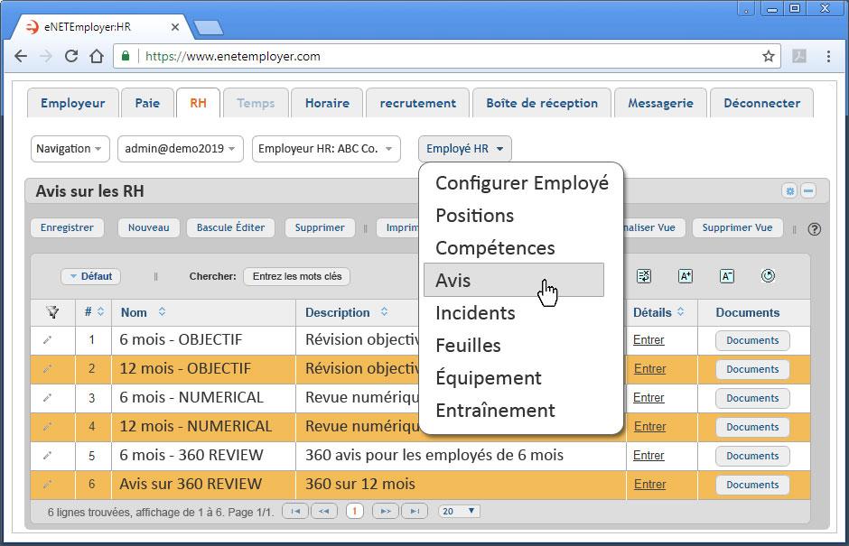solution logicielle pour traitement de la paie et gestion
