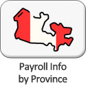 Canadian Payroll Information by Province