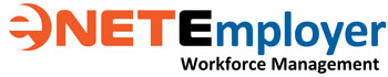Logo for eNETEmployer Canadian Payroll and HR Software